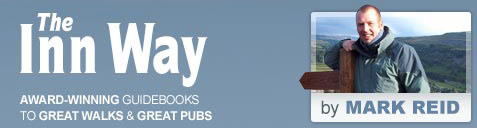The Inn Way - Award winning guide books to Great Walks & Great Pubs by Mark Reid