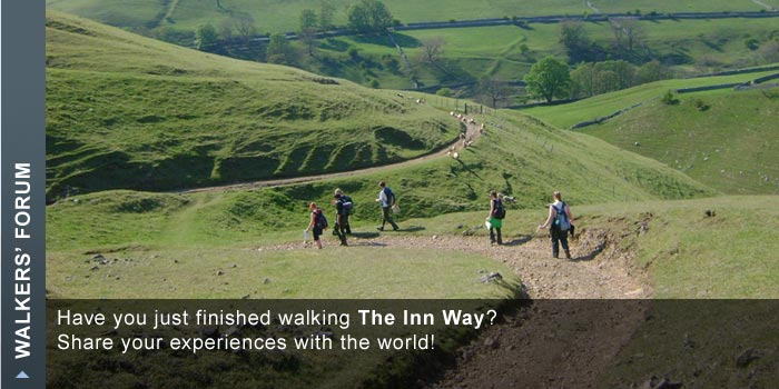 Mark Reid Author of The Inn Way Series - great walks and great pubs